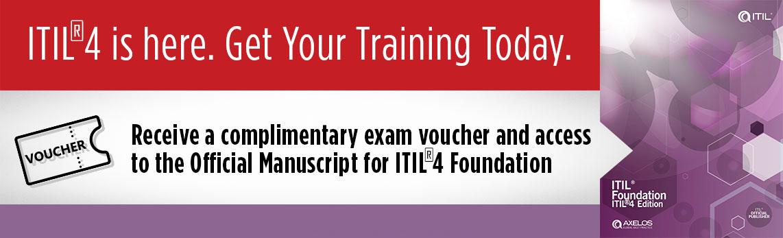 ITIL® 4 training at New Horizons Bulgaria