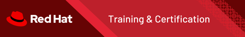 Red Hat Training and Certification