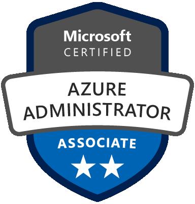 Azure Administrator Associate Certification