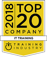 Honor – Among the Top 20 of The Best It Training Companies According to TrainingIndustry.com