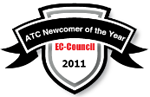 Award – EC-Council Newcomer of the Year 2011